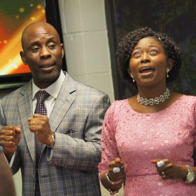 Pastor Joseph & Ranti Akiyode
