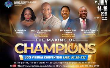 Jubilee Convention